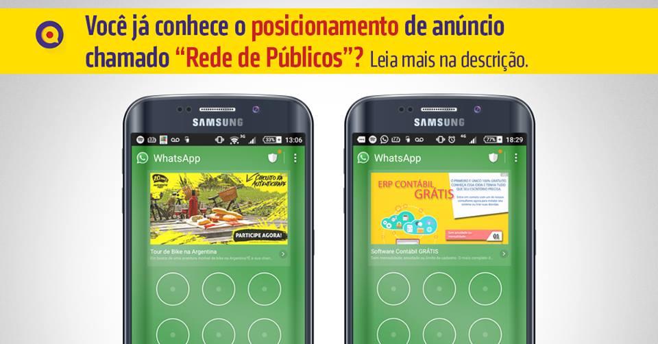 Facebook oficializa Rede de Públicos no Brasil
