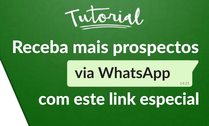 Tutorial: Como fazer link especial para Abir seu WhatsApp