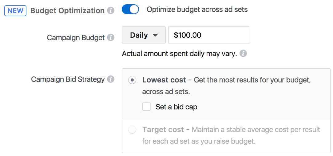 Como definir orçamento de campanha