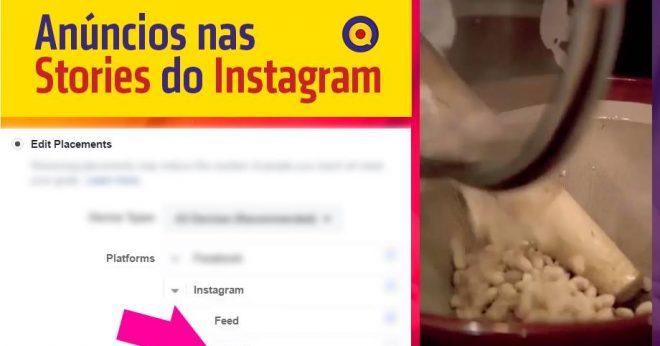 Liberado: Anúncio nas Stories do Instagram
