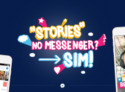 "Facebook libera ""Day"", o Stories do Messenger!"